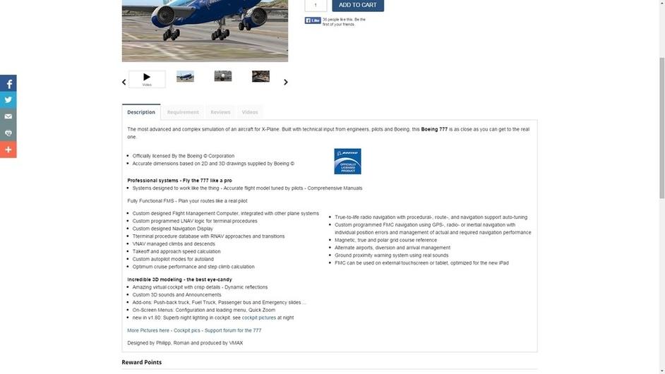Flying the Boeing 777 In X-Plane---AAR - Screens & AARs - Mudspike