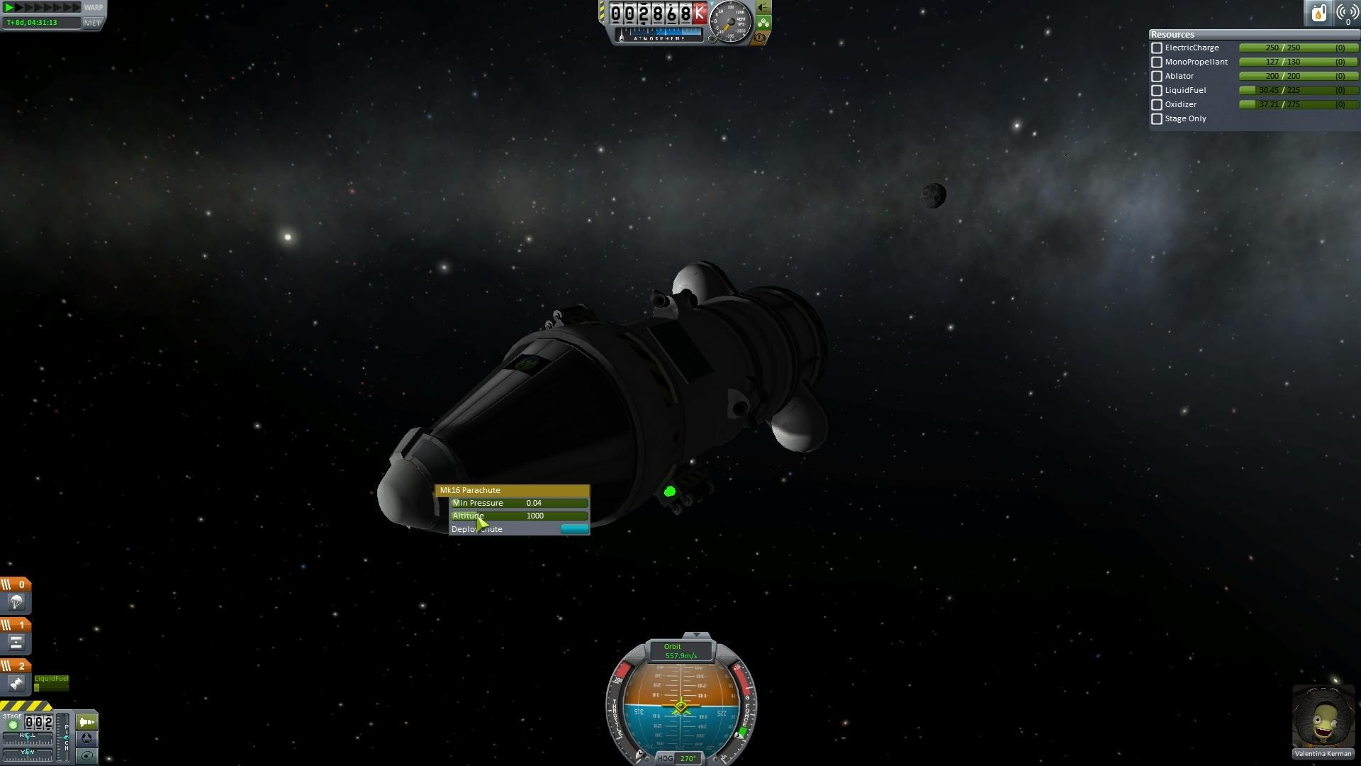 kerbal space program re entry - photo #38