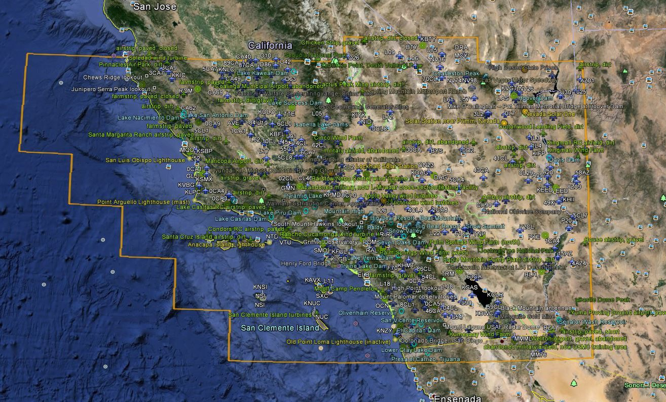 ORBX Southern California - Flight Sims - Mudspike Forums