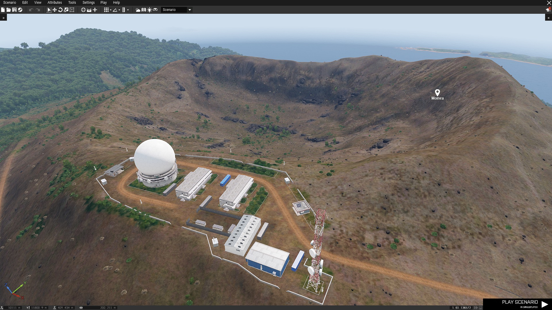 ARMA Tanoa Map With Apex Gaming Mudspike Forums - Arma 3 us maps