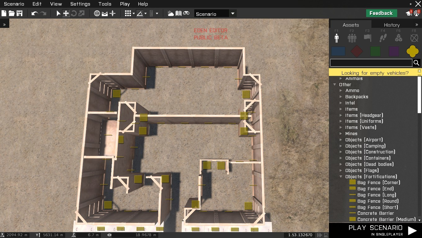 Arma's new EDEN (3D) Editor - Gaming - Mudspike Forums