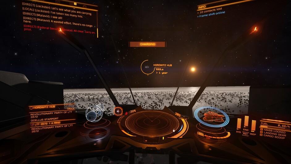 Elite: Dangerous - updates! - Space - Mudspike Forums