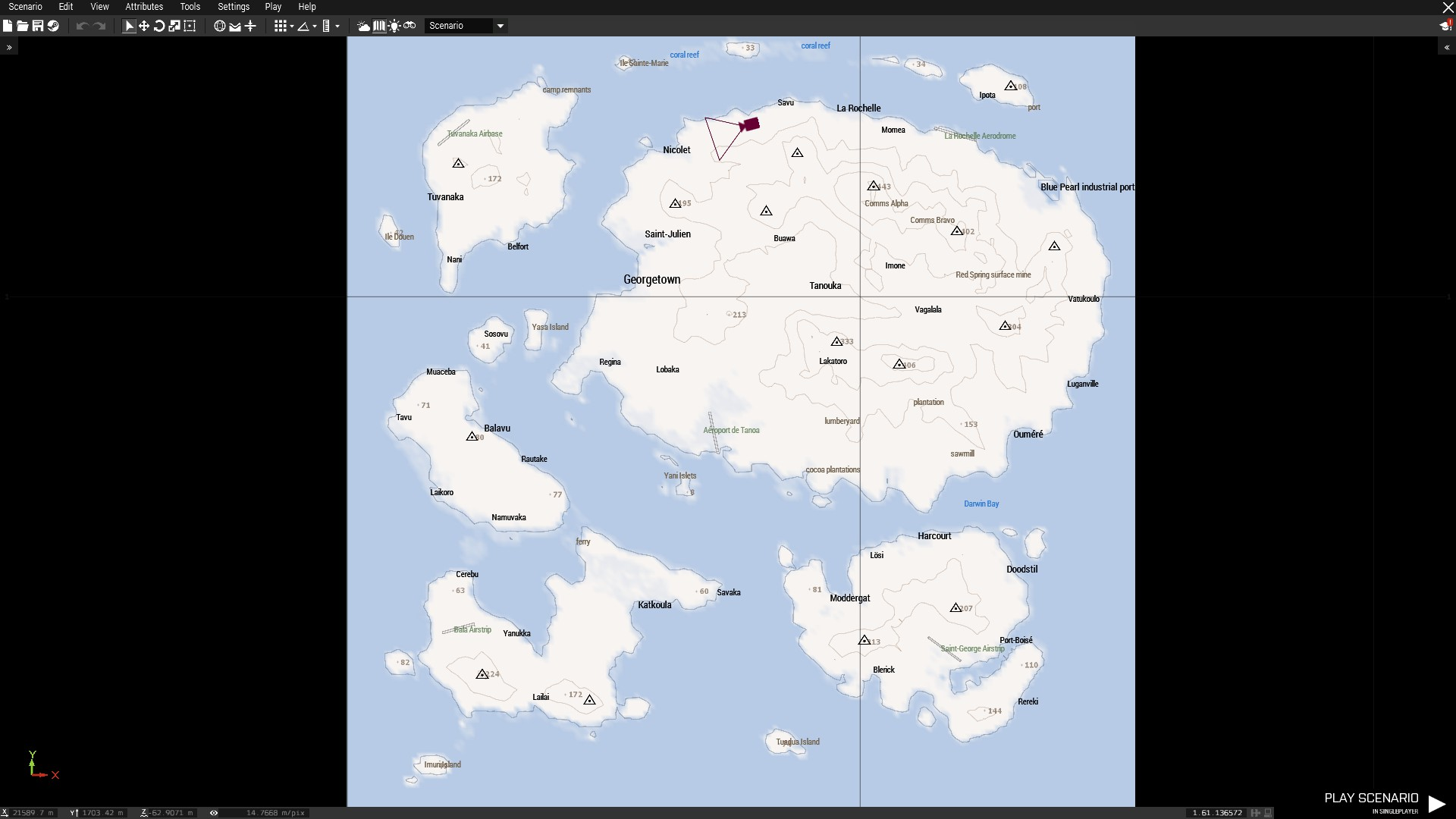 ARMA 3 Tanoa Map with Apex Gaming Mudspike Forums