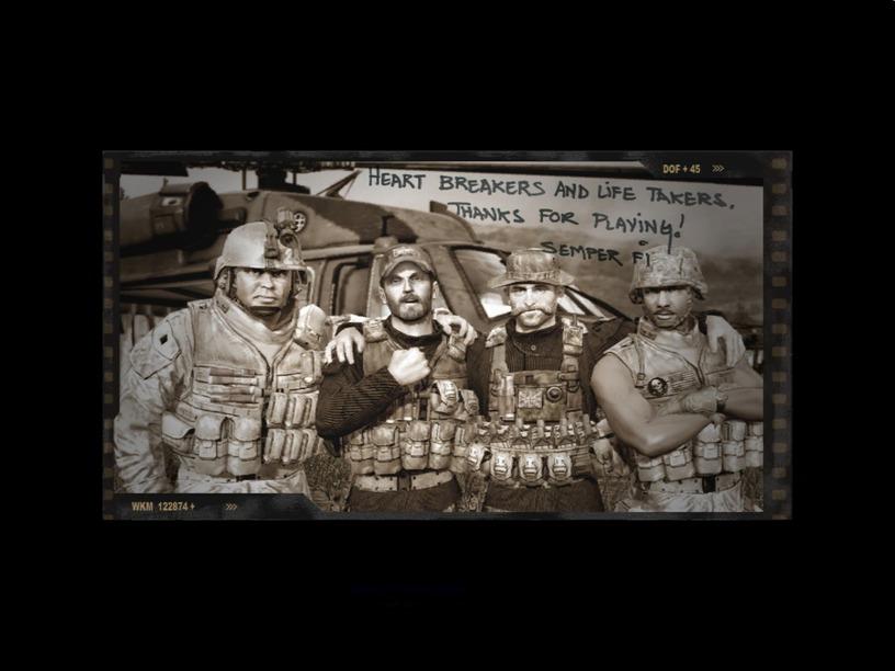 Война в самом разгаре в четвертой части знаменитой серии военных игр от компании activision
