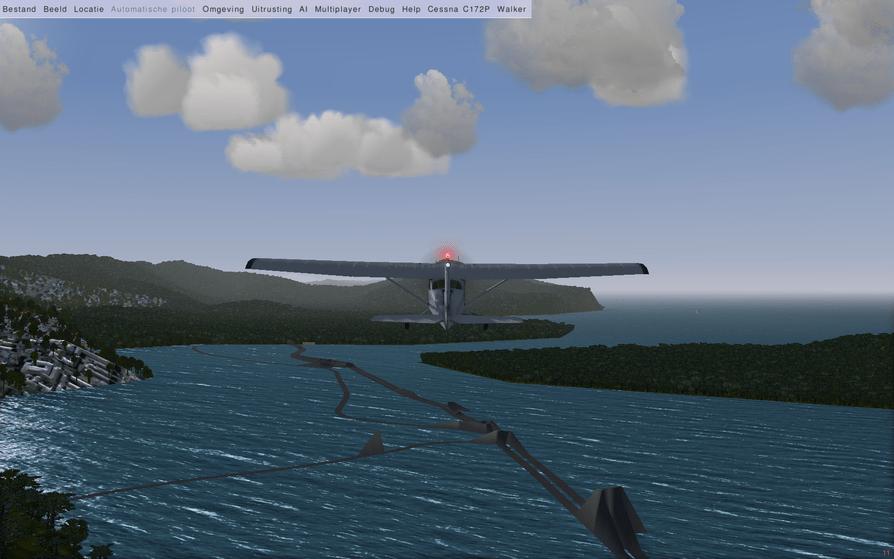 My journey with FlightGear - Screens & AARs - Mudspike Forums