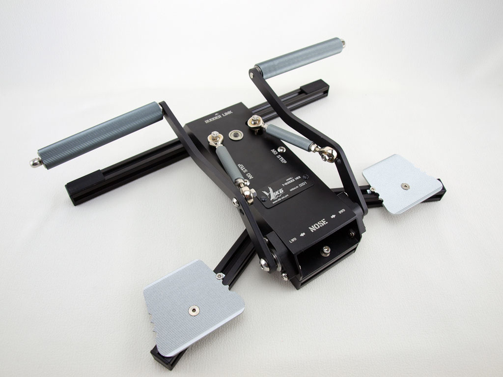 Rudder pedals  ? - Hardware & Tech Questions - Mudspike Forums